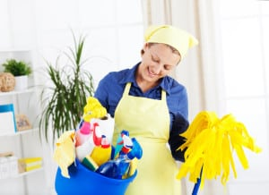 Maid Service | House Cleaning