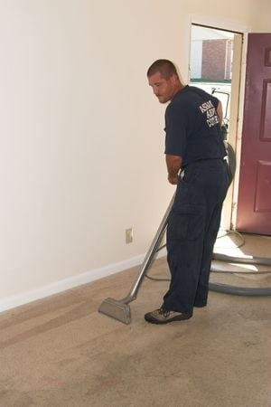 Cleaning Carpets The Right Way Means Going Deep