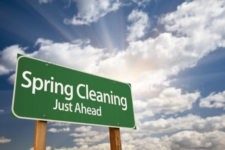 Spring Cleaning The Smart Way