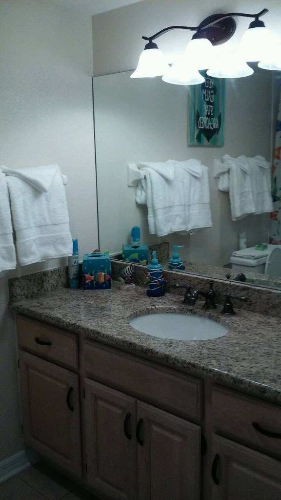 Home Cleaning in Clearwater and St. Petersburg FL - bathroon