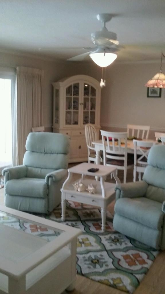 Home Cleaning in Clearwater and St. Petersburg FL - living room