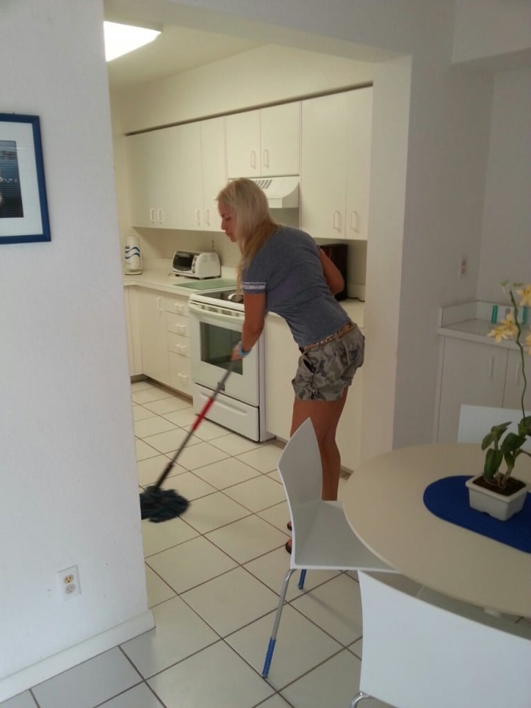 Vacation And Rental Condominium Cleaning Service In St