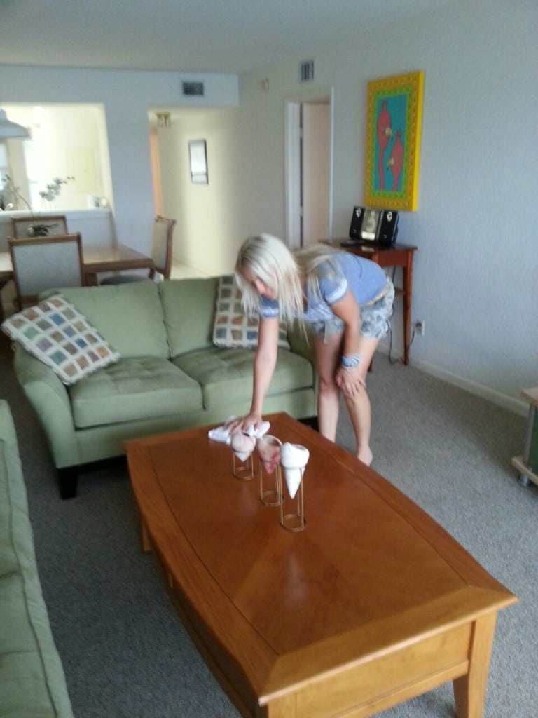 Vacation and Rental Condominium Cleaning Service in St Petersburg FL