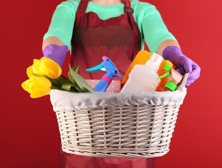 Following Through With Spring Cleaning Regimen