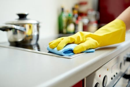 Battling Bacteria And Germs In The Kitchen