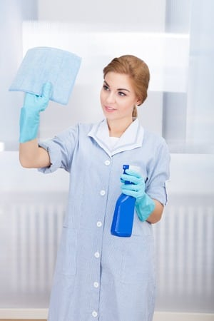 Cleaning Outdoor and Indoor Windows the Right Way