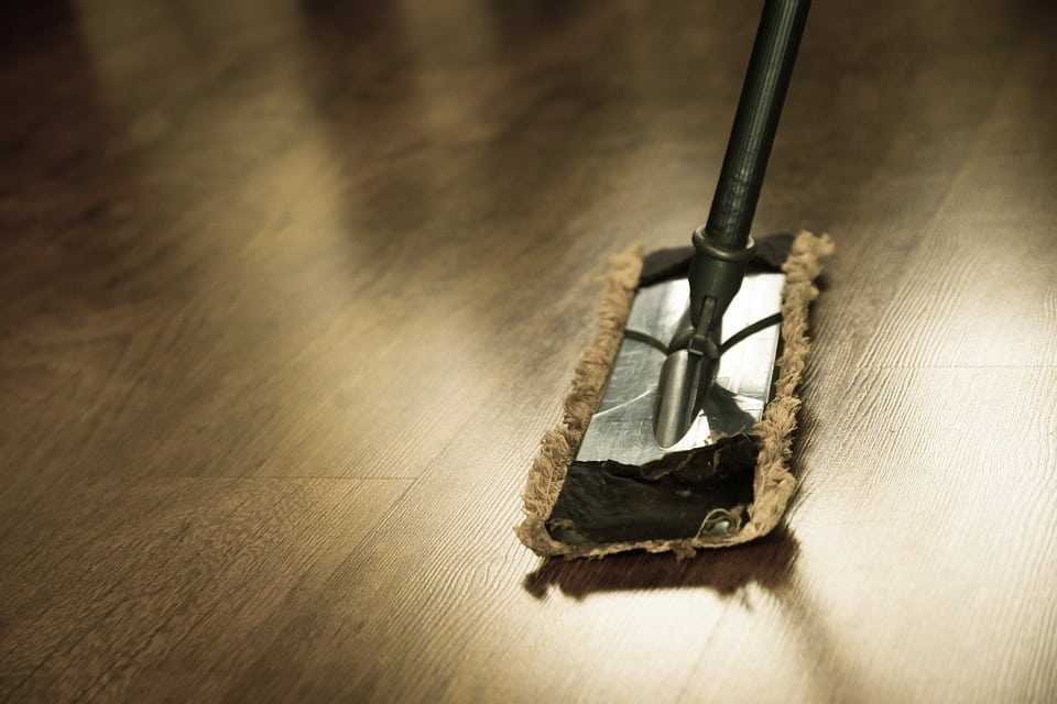 Useful Tips for Cleaning Hardwood Floors