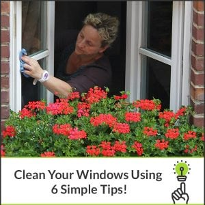 Super Simple Tips To Clean Windows