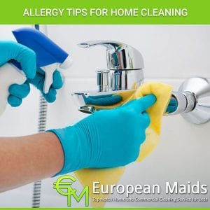 Allergy Tips For Home Cleaning