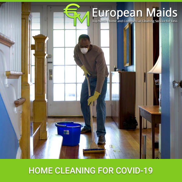 Home Cleaning For COVID-19